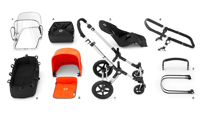 Review – Bugaboo Cameleon 3