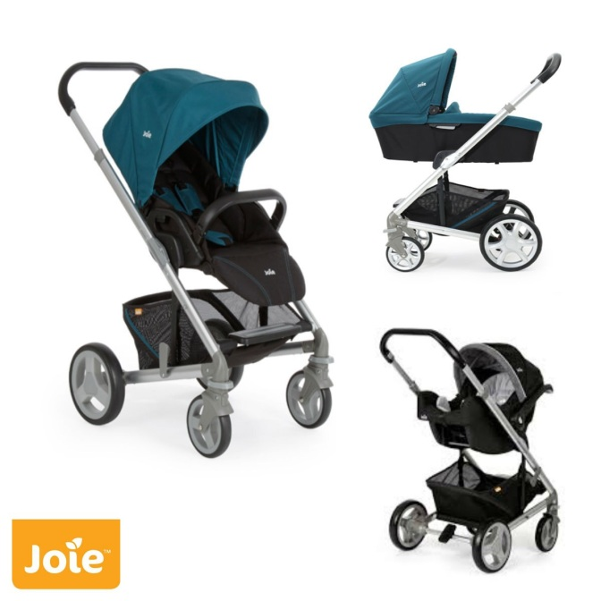 Joie Chrome Review